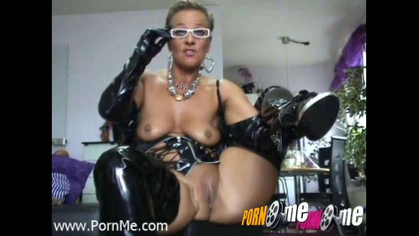 domina sachsen poposex video