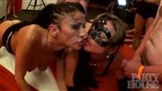 party-house – bareback AO amateurdreh mit jessy und motocat